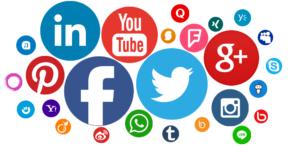 redes sociales en 2019