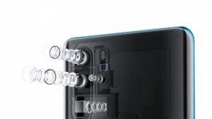 Camara Huawei P30 pro