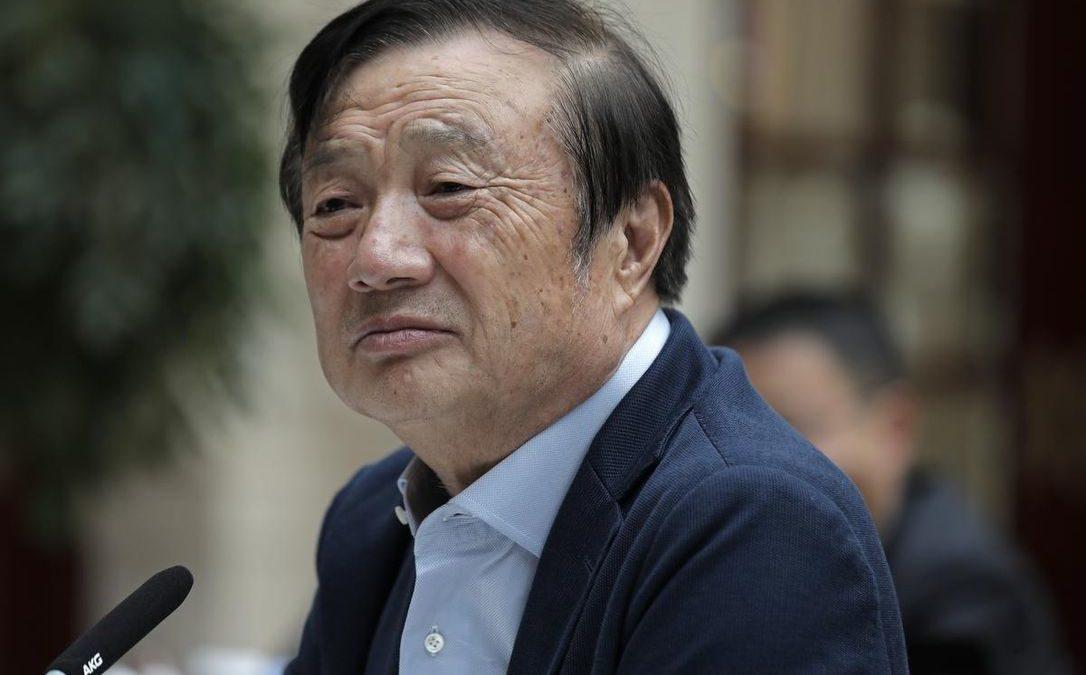 La receta del éxito de Ren Zhengfei el fundador de Huawei