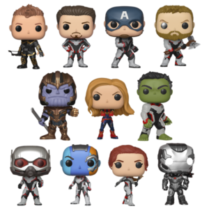 Avengers Endgame POP