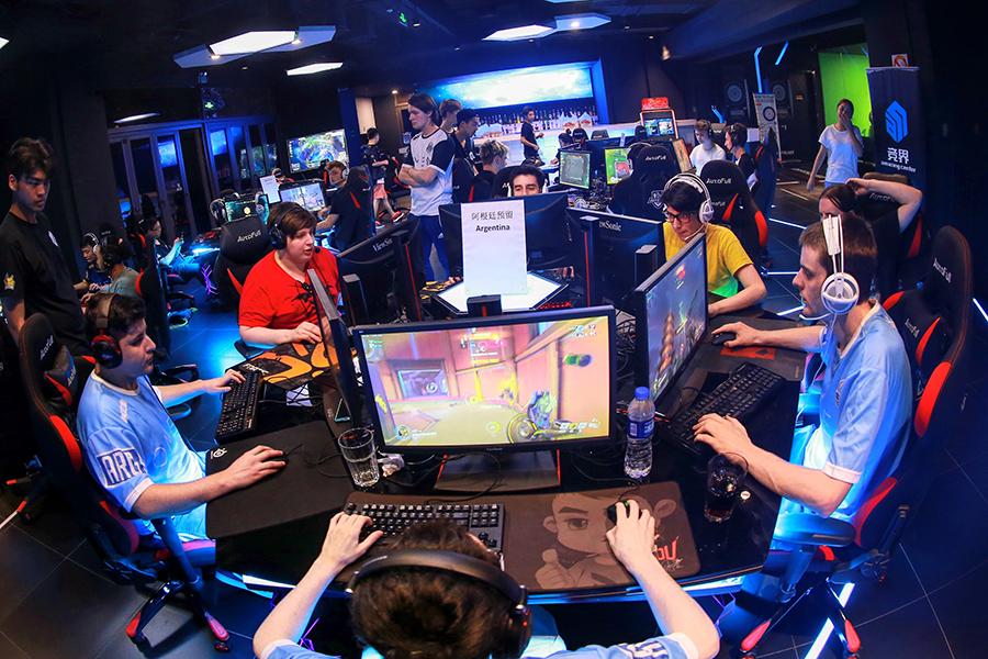 Los eSports es un negocio que no para de crecer