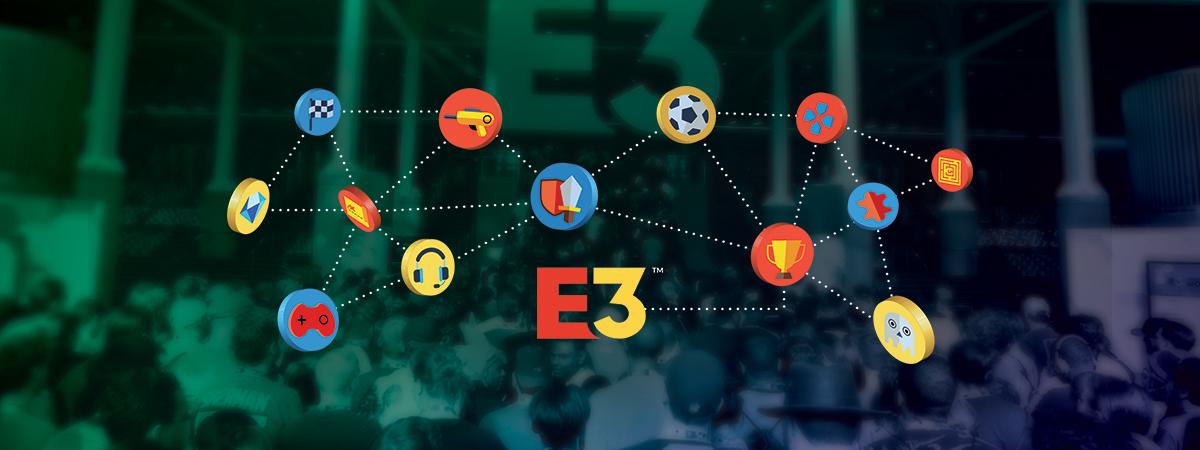 Los mejores lanzamientos en el E3