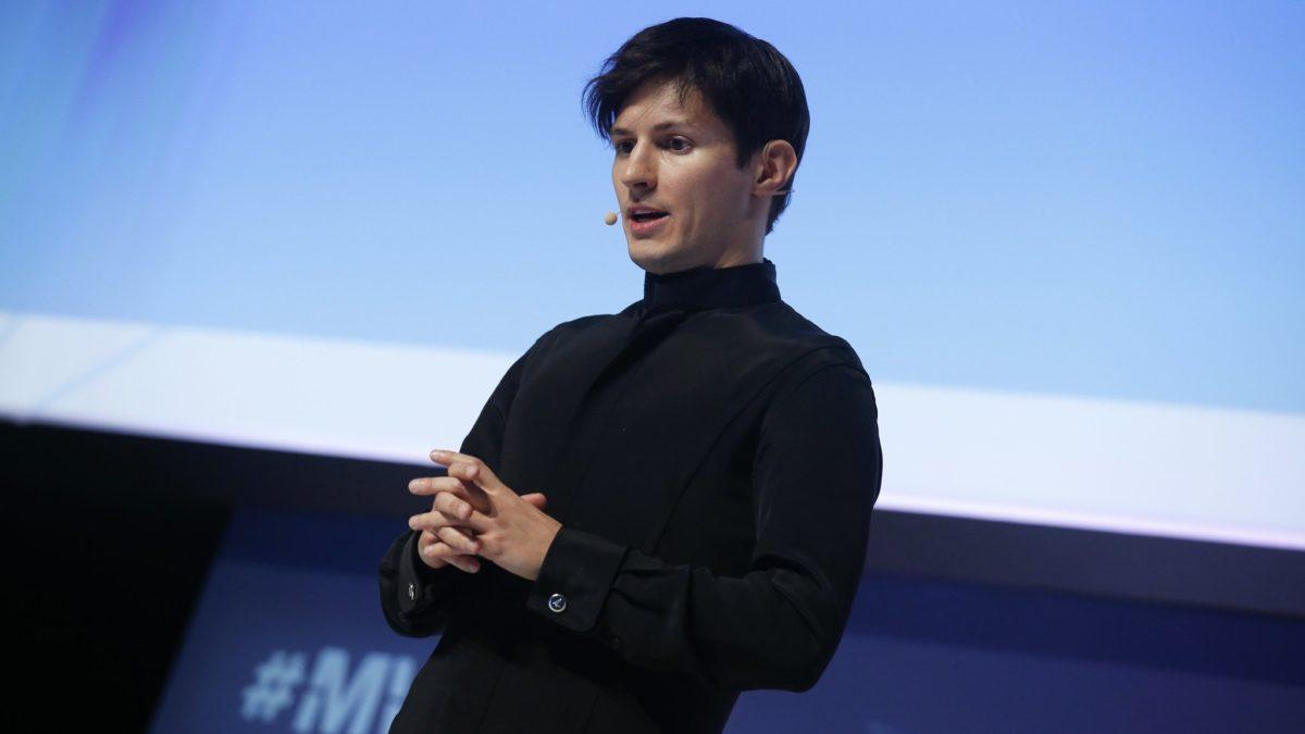 Emprende con Pavel Durov el creador de Telegram